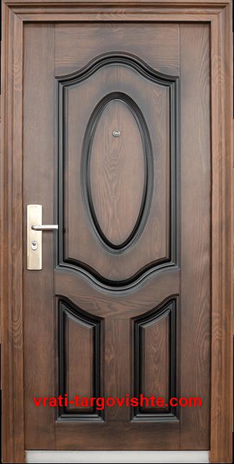Блиндирана входна врата модел 141-5 Y