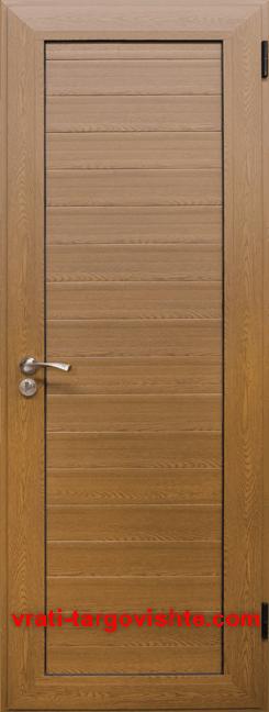 Алуминиева врата за баня, Златен дъб