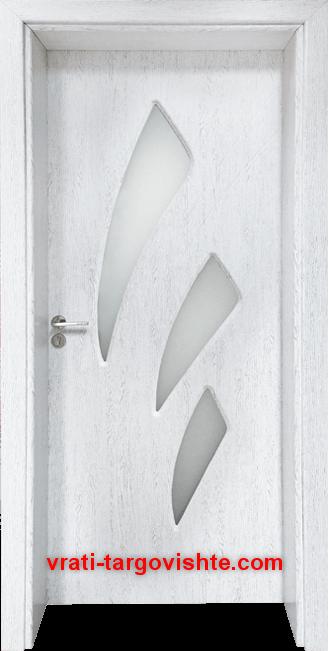 Интериорна врата Gama 202, цвят Бреза