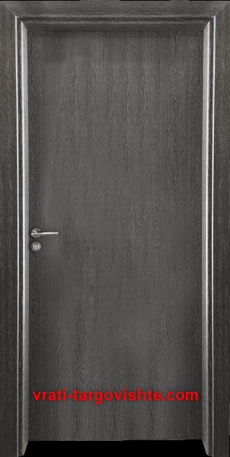 Интериорна врата Gama 210, цвят Сив кестен