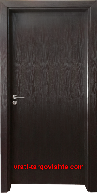 Интериорна врата Gama 210, цвят Венге