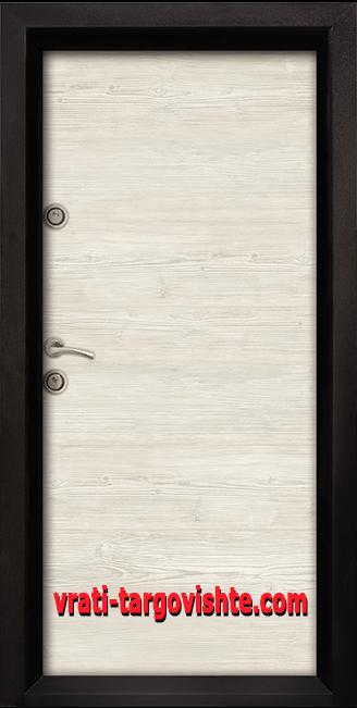 Блиндирана входна врата, модел Ale Door 402